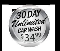 Silver Membership Package at Downtown Car Wash Groton